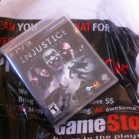 Photo taken at GameStop by Joey Q. on 4/16/2013
