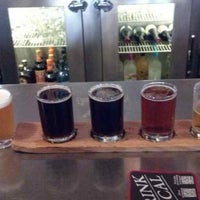 Photo taken at Morgan Street Brewery by BuzB on 6/4/2013