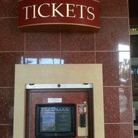Photo taken at Cinemark Mesa Riverview by Frau J. on 11/17/2012