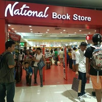 Photo taken at National Book Store by Christian C. on 4/17/2016