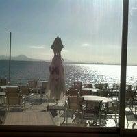 Photo taken at Aqua Lounge by Insaf Z. on 12/10/2012