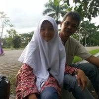 Photo taken at Ponpes Modern Darussalam Gontor Putri 2 by idris h. on 6/1/2013