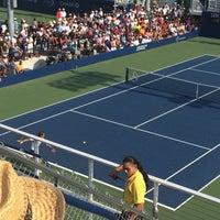 Photo taken at Court 5 - USTA Billie Jean King National Tennis Center by Matt on 12/17/2015