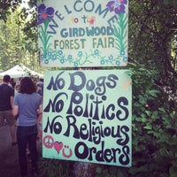 Photo taken at Girdwood Forest Fair by Nicholas O. on 7/5/2014
