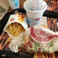 Photo taken at Burger King by Ste R. on 2/9/2013