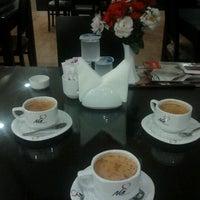 Photo taken at Nur Pastanesi by Ümran S. on 11/19/2012