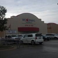 Photo taken at Woodman's Food Market by Norris S. on 5/28/2013