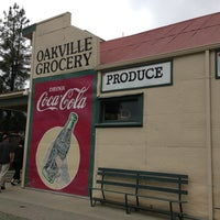 Photo taken at Oakville Grocery Co. by Donna S. on 6/10/2013