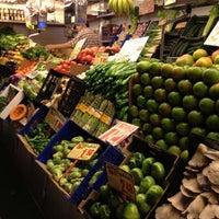 Photo taken at Mercado de Las Ventas by Celina L. on 11/24/2012
