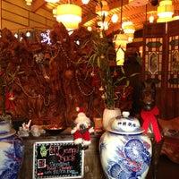 Photo taken at Thai Basil by Matthew on 12/15/2012