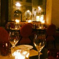 Photo taken at Osteria della Pagliazza by Margherita G. on 11/28/2012