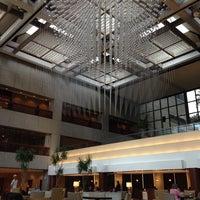 Photo taken at Sheraton Kansas City Hotel at Crown Center by Danté P. on 7/15/2014