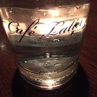 Photo taken at Café Latin by Marc L. on 2/8/2015
