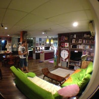 Photo taken at River City Inn Hostel by Alexey O. on 9/25/2013