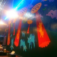 Photo taken at Austin's Pizza by Mark C. on 9/15/2014