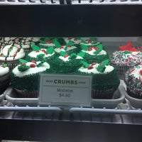 Photo taken at Crumbs Bake Shop by Esmeralda on 12/20/2012