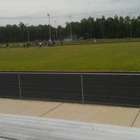 Photo taken at Warhill High School by Krazy k. on 9/16/2012