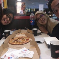 Photo taken at Domino's Pizza by Nabila Y. on 8/19/2016