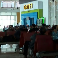 Photo taken at Gate 1 by Agung R. on 7/23/2016