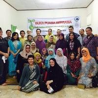 Photo taken at Pengajian Al Kahfi by Krisna P. on 6/28/2015