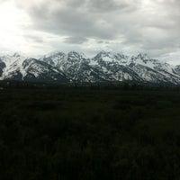 Photo taken at Grand Teton National Park by Rachel Cole C. on 5/24/2011