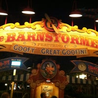 Photo taken at The Barnstormer by Peter on 11/24/2012