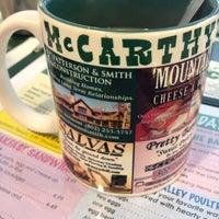 Photo taken at McCarthy's Restaurant by Marissa S. on 2/21/2013