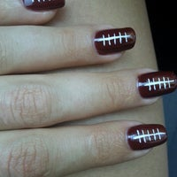 Photo taken at Nails Club by Sarah T. on 9/15/2012