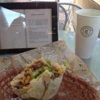 Photo taken at Chipotle Mexican Grill by Matt R. on 9/14/2012
