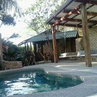 Photo taken at Moana Lodge by Jennifer S. on 2/17/2014