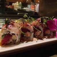 Photo taken at Zenbu Sushi Bar & Restaurant by Aaron I. on 3/15/2013