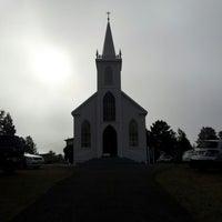 Photo taken at St Teresa of Avila by Evelyn V. on 10/14/2012