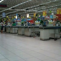 Photo taken at Carrefour by Paulo G. on 1/6/2013