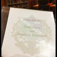 Photo taken at Tarleton State University - Dick Smith Library by Landon on 10/31/2012