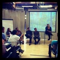 Photo taken at VCU Brandcenter by Kiera R. on 10/2/2012