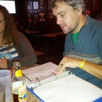 Photo taken at MC's Dugout Bar & Grill by Travis E. on 10/27/2012