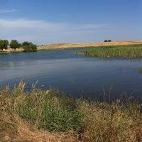 Photo taken at Woodward Reservoir by BDániel on 5/14/2013