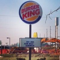 Photo taken at Burger King by Chris P. on 11/30/2013