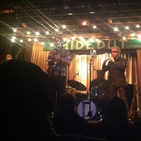 Photo taken at The Hideout by Kate B. on 3/14/2013