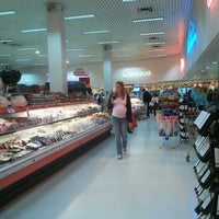Photo taken at Tienda Inglesa by Federico C. on 10/31/2012