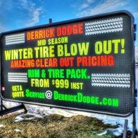 Photo taken at Derrick Dodge by Derrick Dodge on 3/11/2014