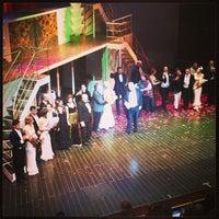 Photo taken at Teatro El Nacional by Ariel Z. on 7/9/2013
