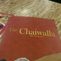 Photo taken at The Chaiwalla Restaurant by DygAiSsA* on 11/17/2015