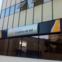 Photo taken at Universidade Cruzeiro do Sul - Campus Liberdade by Nalfranio S. on 11/27/2012