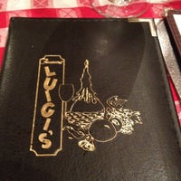 Photo taken at Famous Luigi's by Dale P. on 12/9/2012
