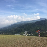 Photo taken at Puncak Paralayang by Small on 8/11/2016