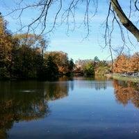Photo taken at Lake LaVerne by Darlene S. on 10/15/2012