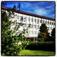 Photo taken at Osnovni sud u Subotici by Ivana P. on 10/31/2012