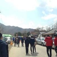 Photo taken at 구.306보충대 by Hyunjin C. on 4/9/2013