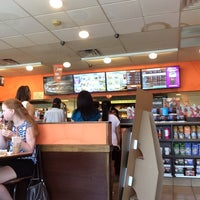 Photo taken at Dunkin' Donuts by Craig P. on 7/20/2014